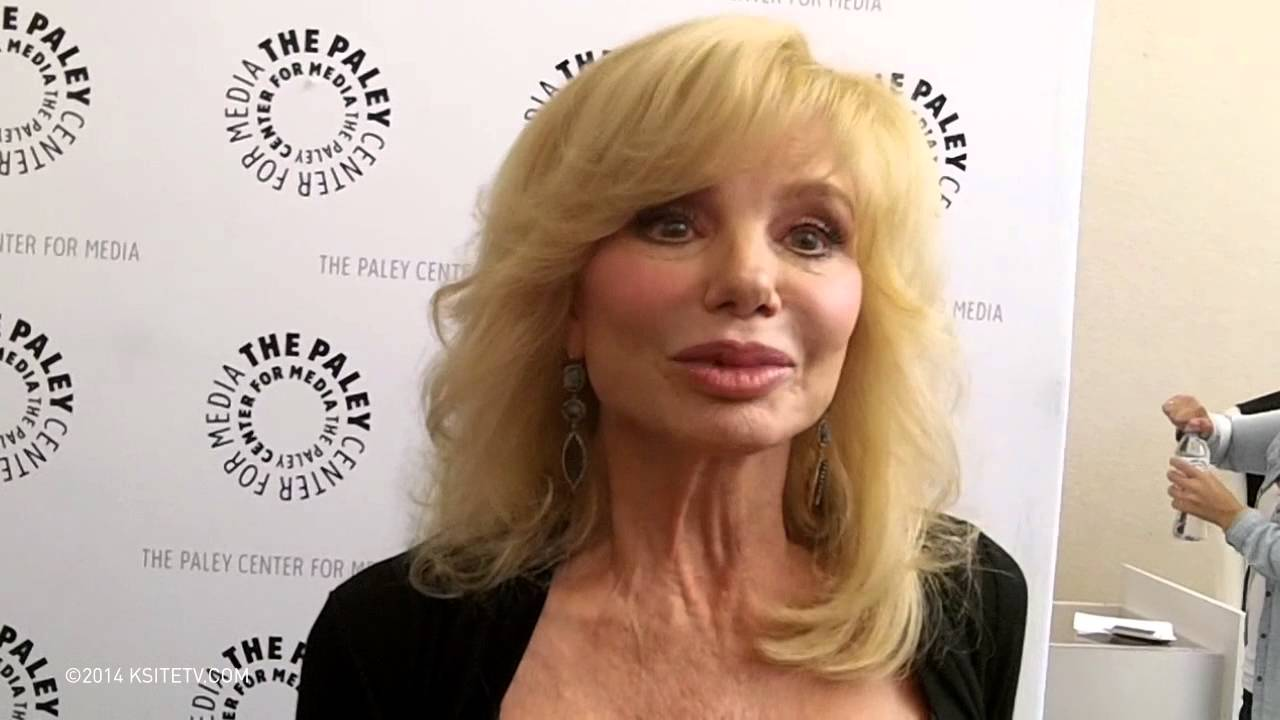 Loni Anderson Background
