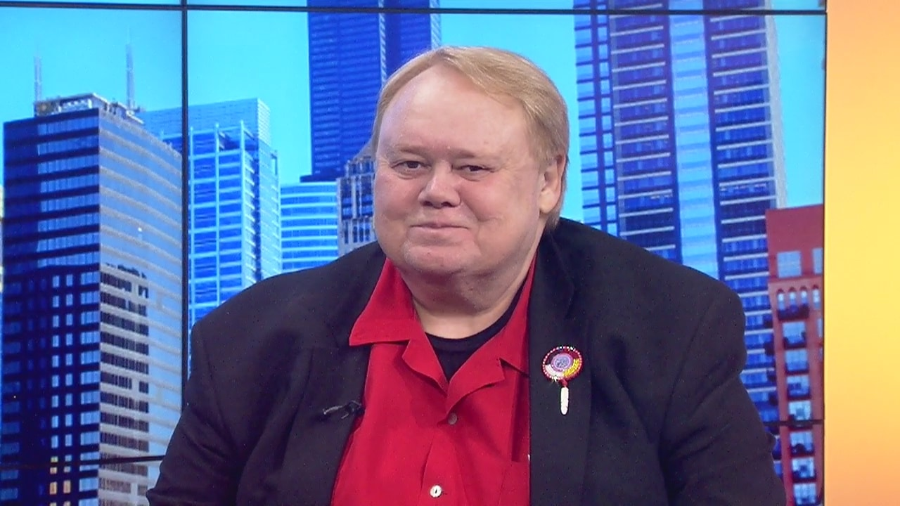 Louie Anderson Background