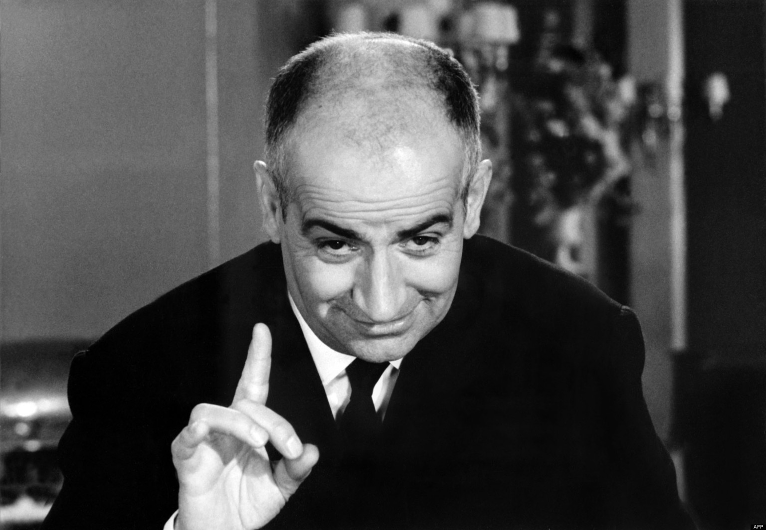 Louis de Funes Background