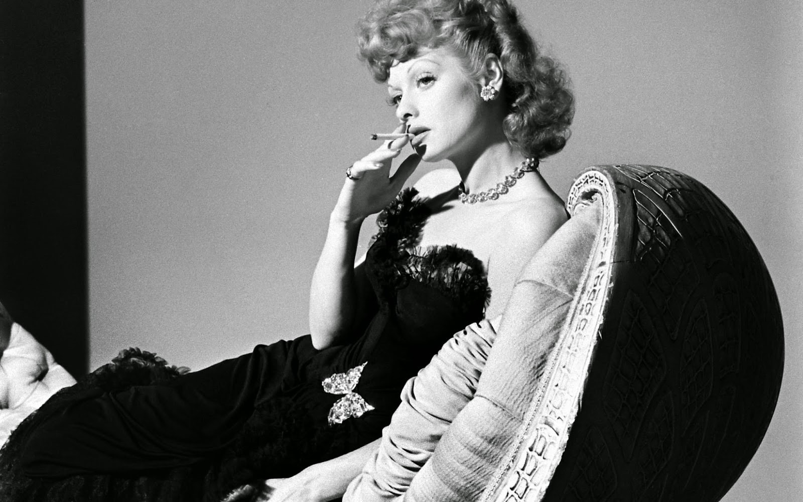 Lucille Ball Background