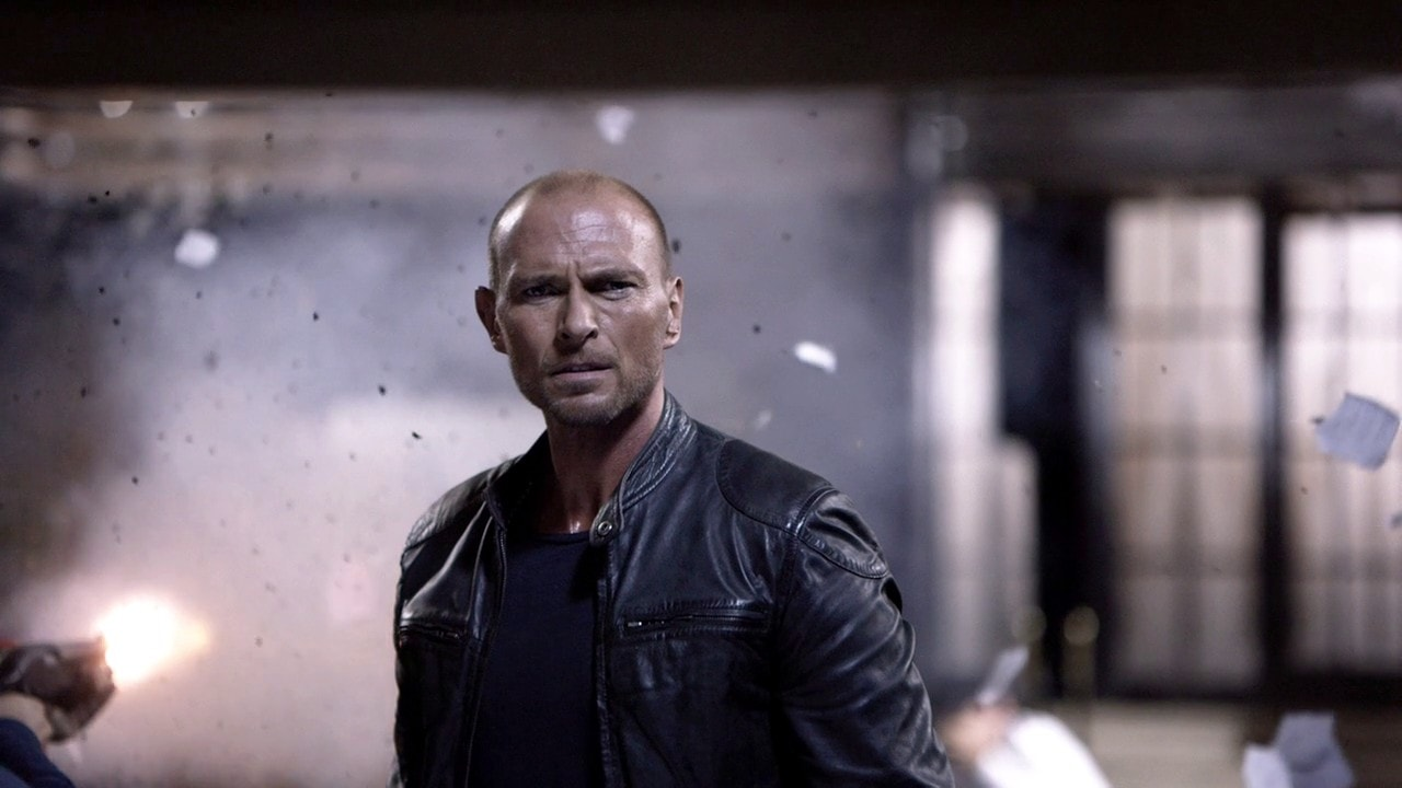 Luke Goss Background
