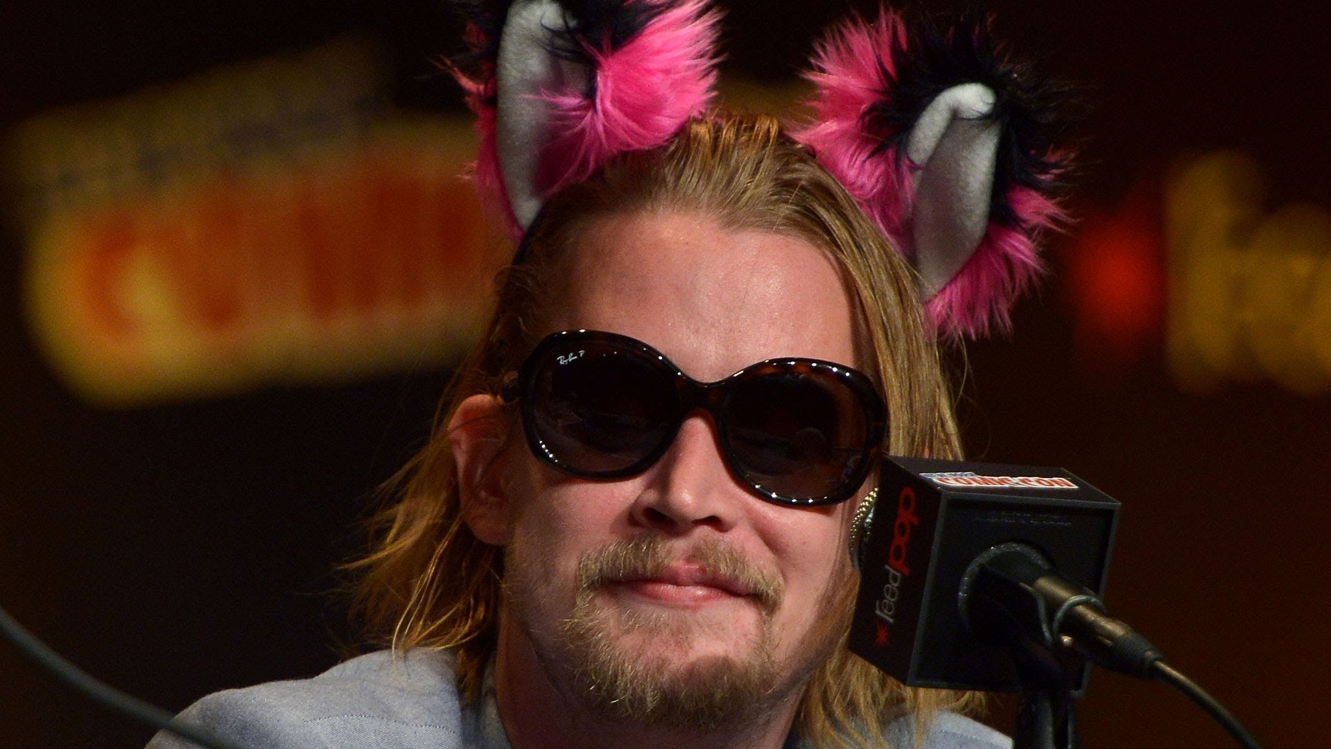 Macaulay Culkin Background