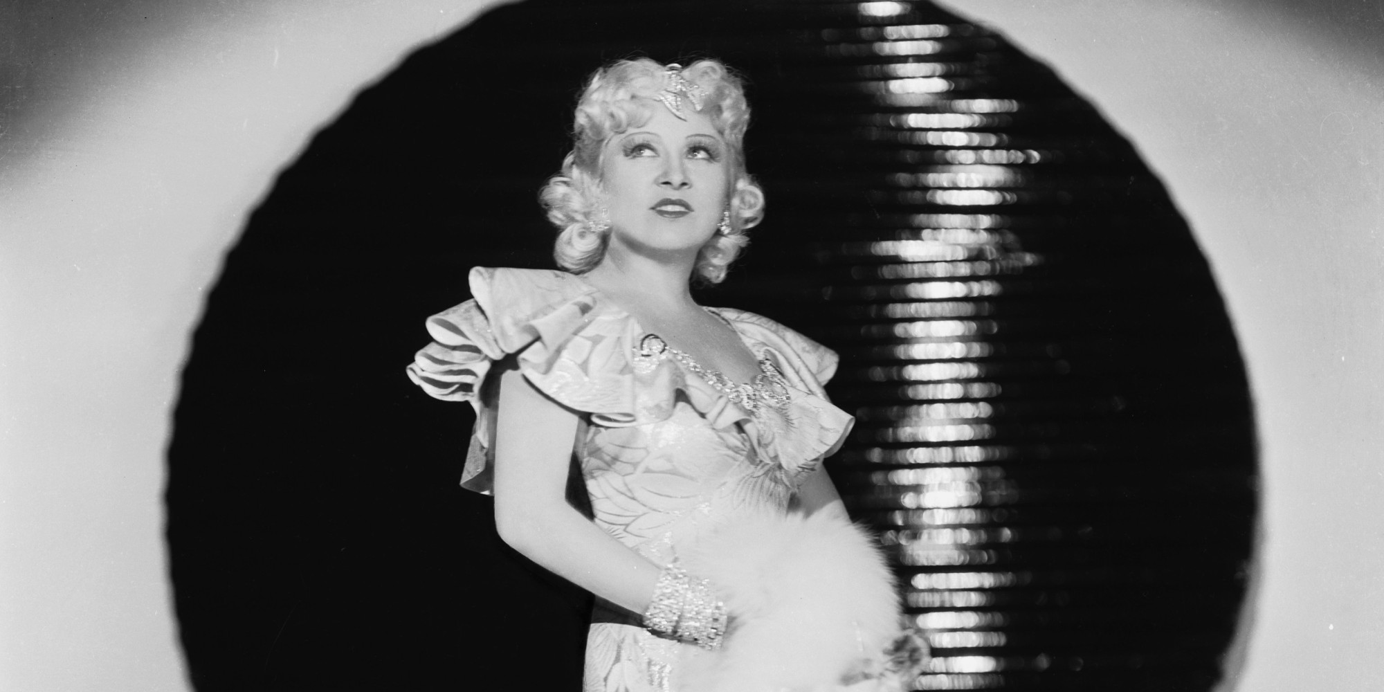 Mae West Background
