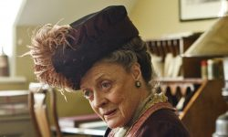 Maggie Smith Background