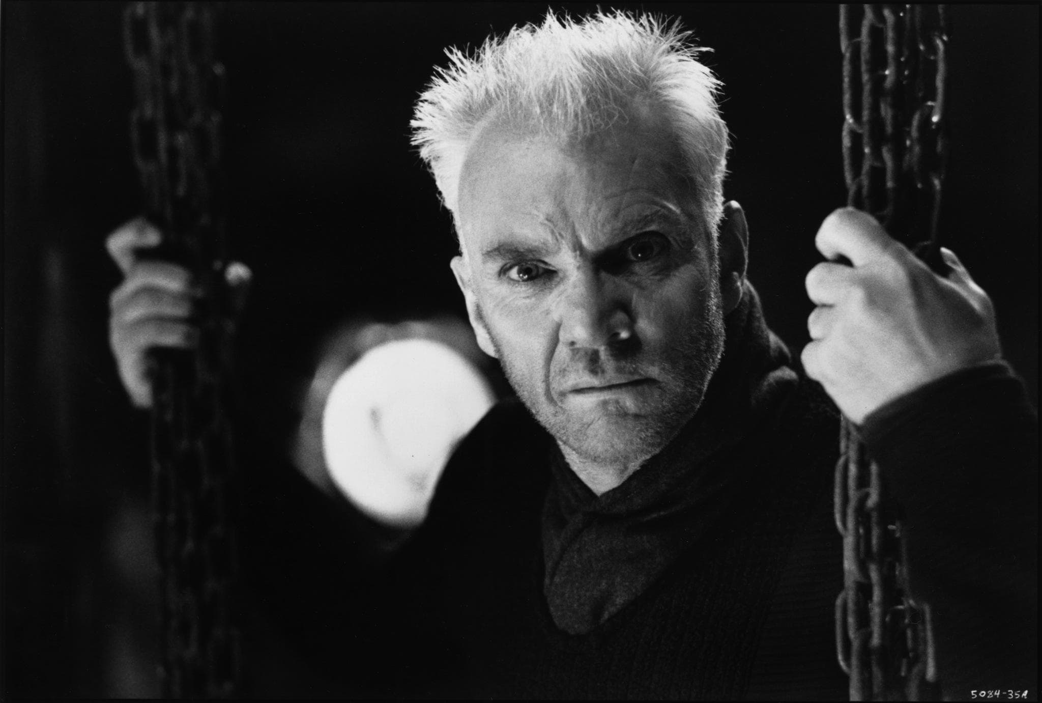 Malcolm Mcdowell Background