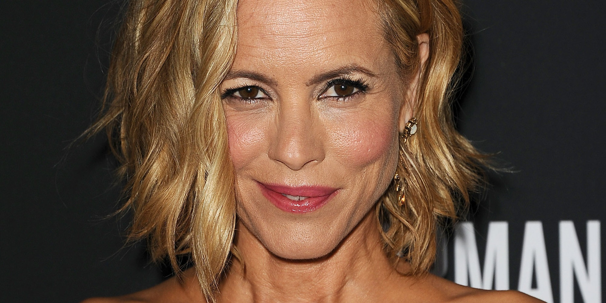 Maria Bello Background