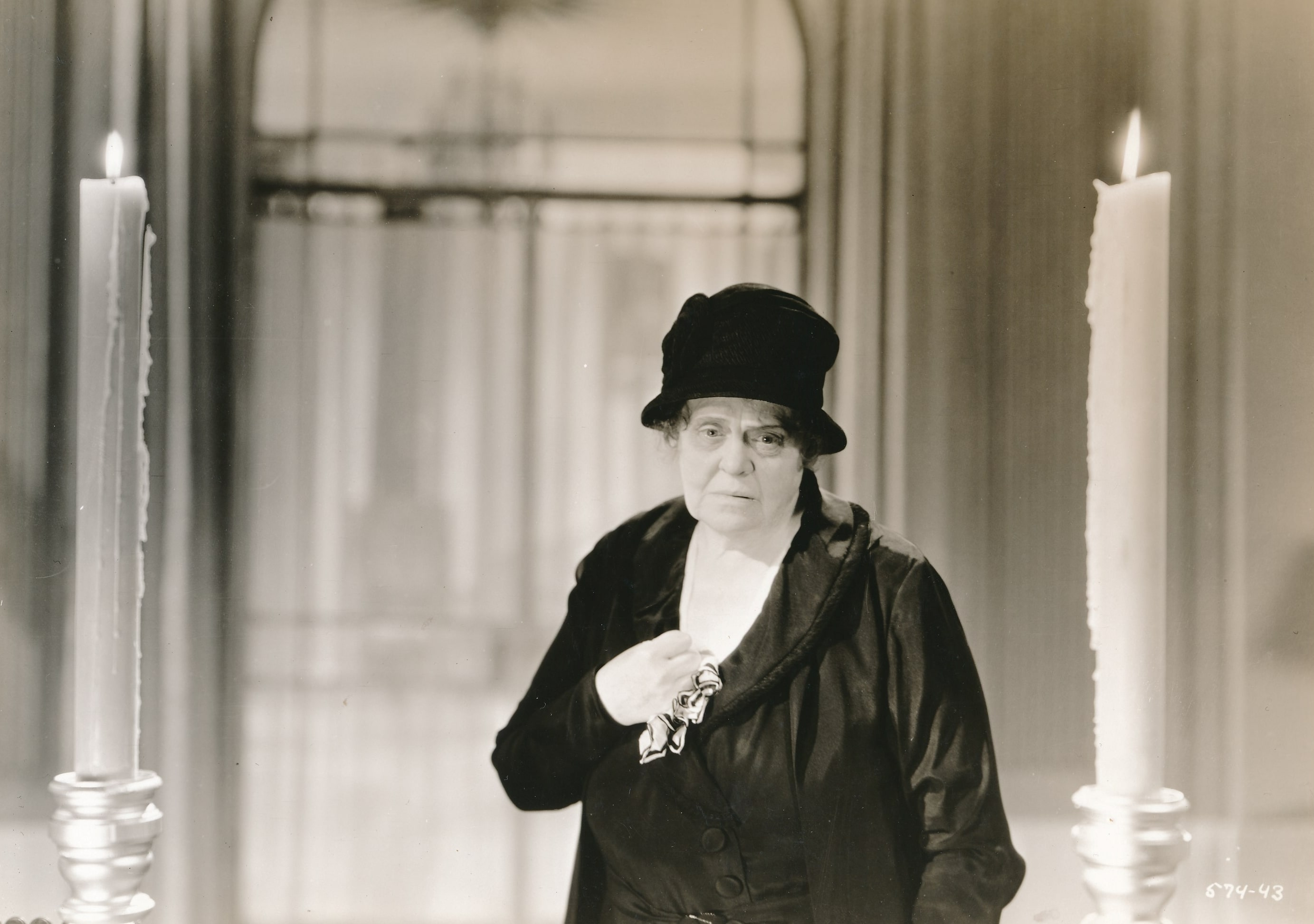 Marie Dressler Background