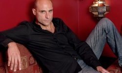 Mark Strong Background
