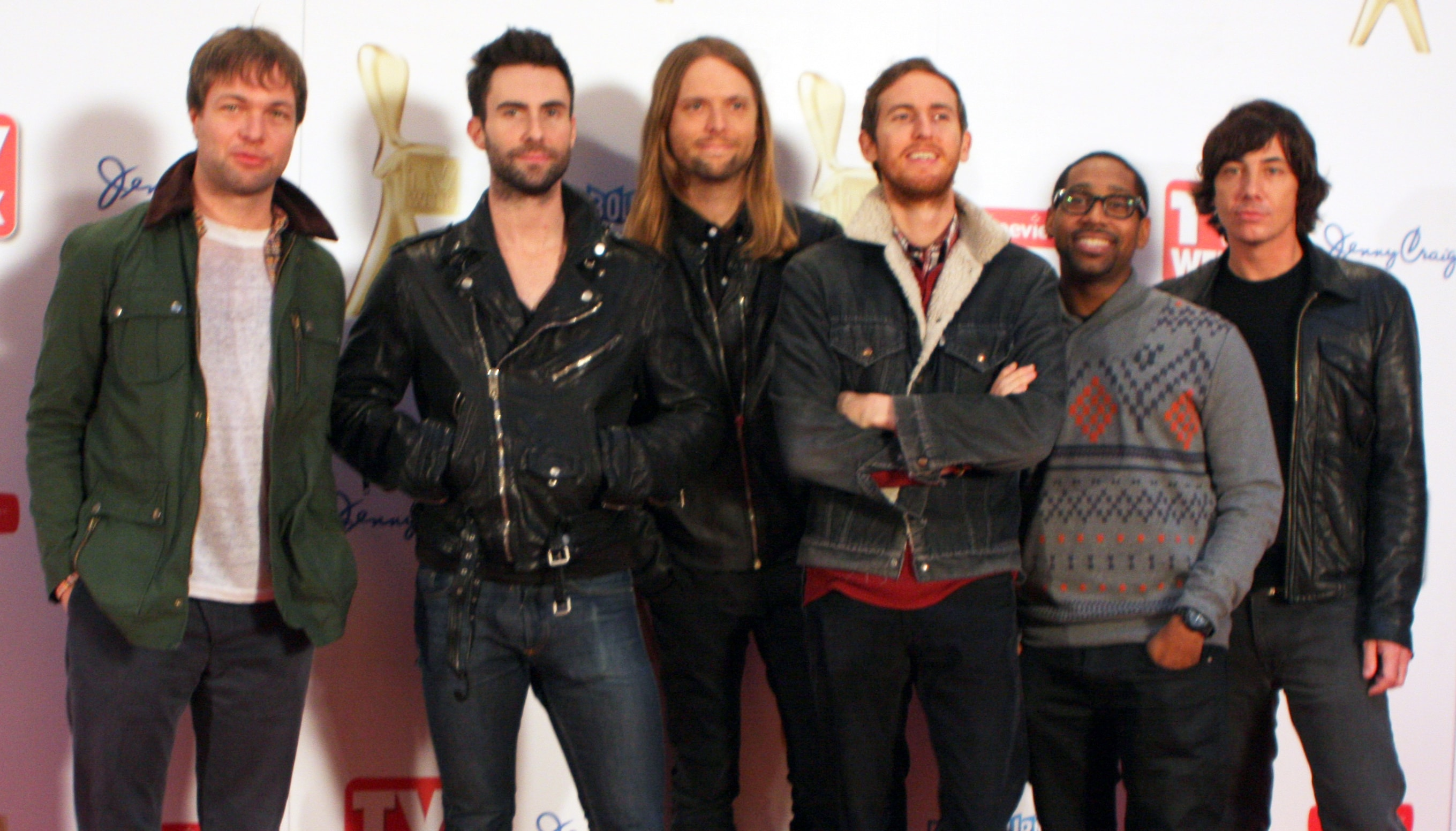 Maroon 5 Background