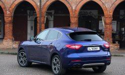 Maserati Levante Background