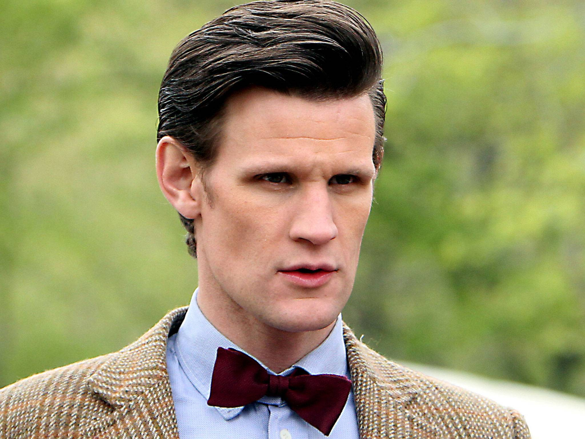 Matt Smith Background