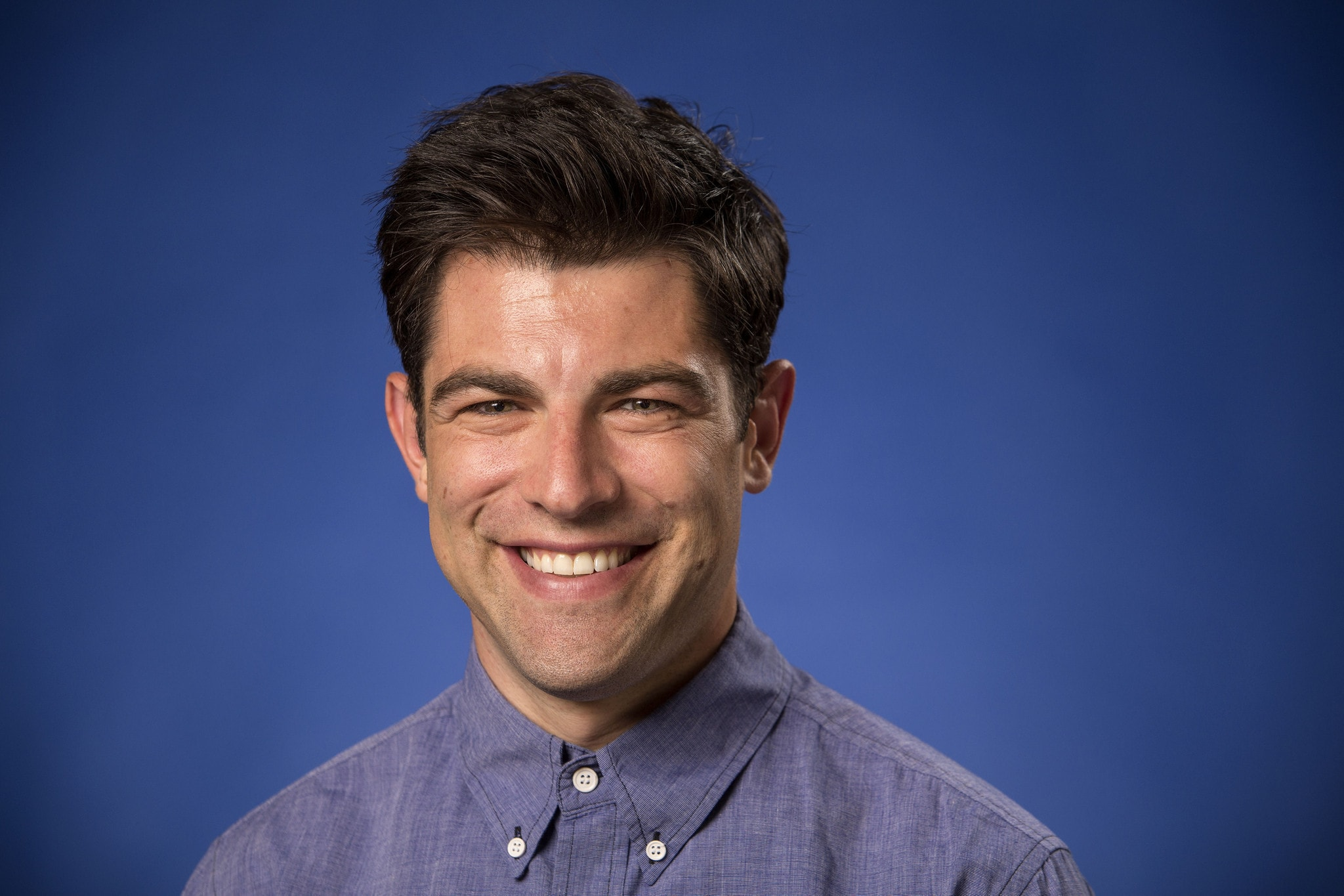 Max Greenfield Background