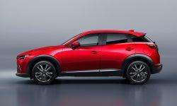 Mazda CX-3 Background