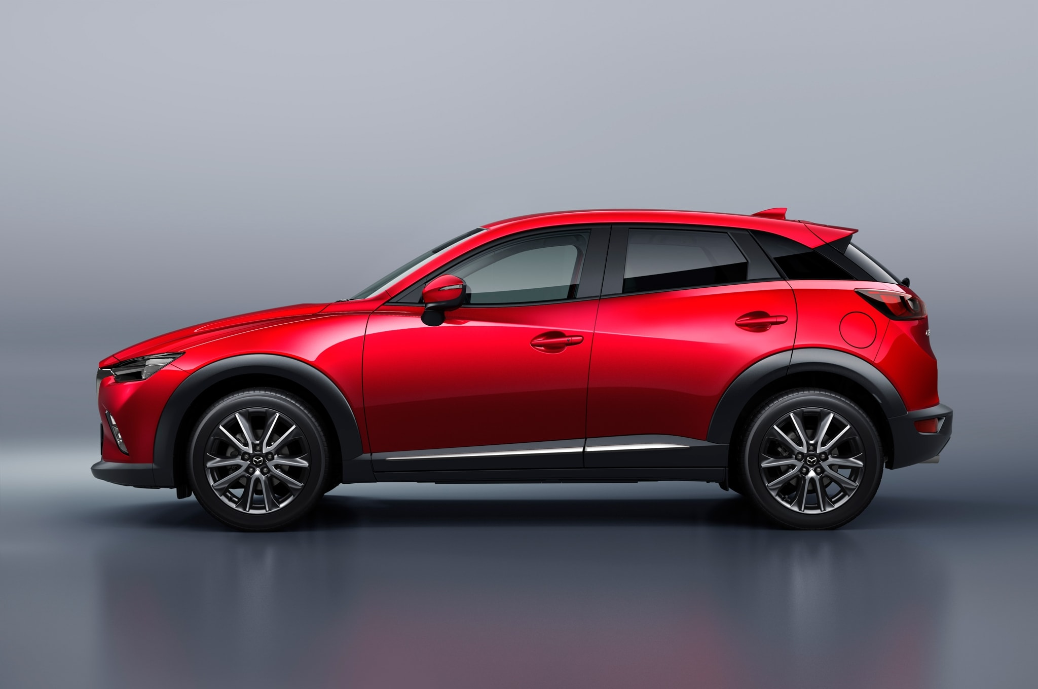 Mazda CX-3 Background