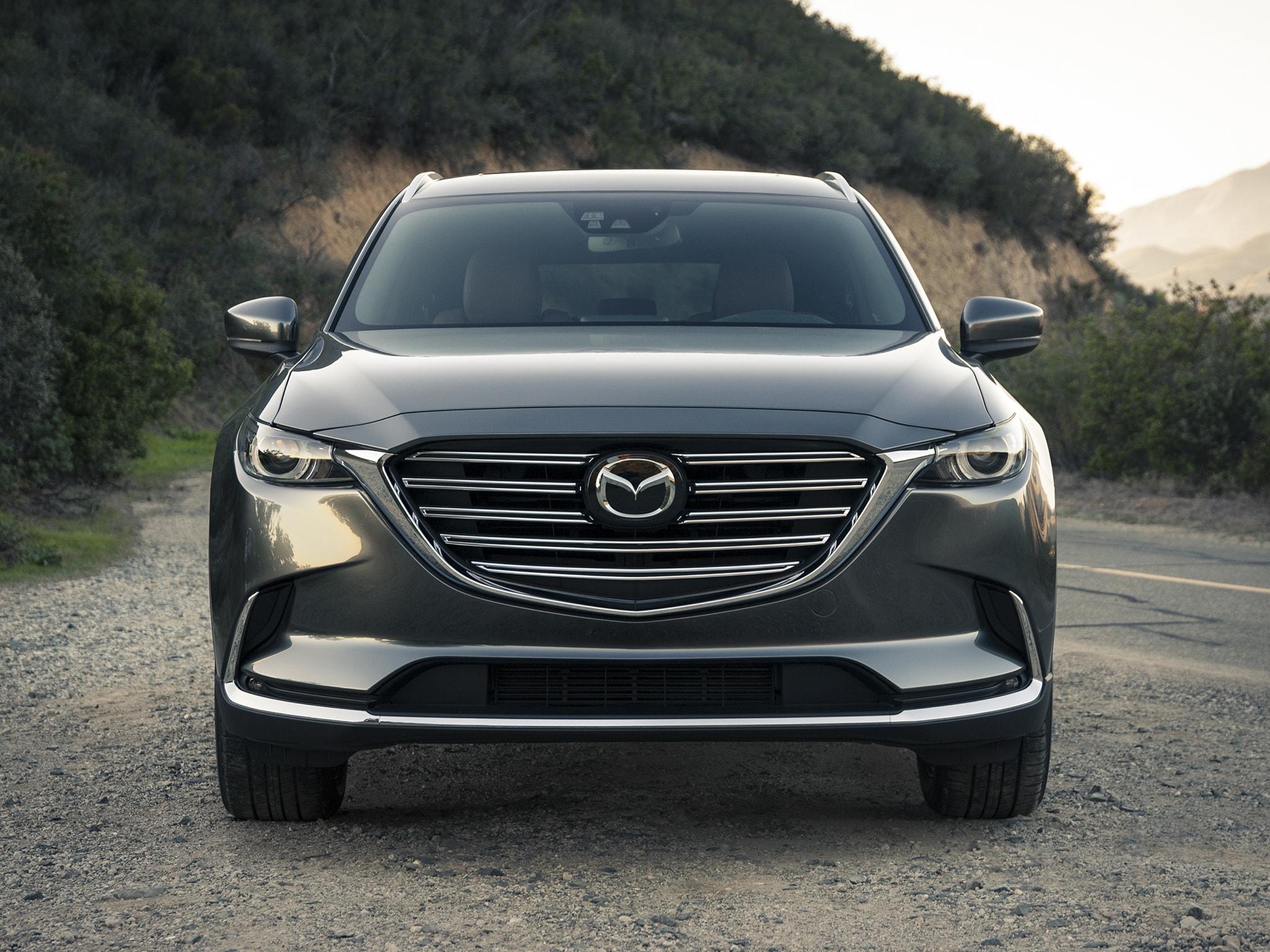 Mazda CX-9 II Background