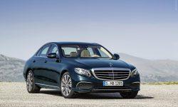 Mercedes E-Class W213 Background