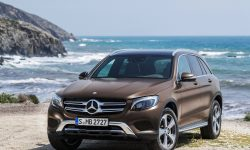 Mercedes GLC Background