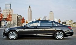 Mercedes-Maybach S-Class Background