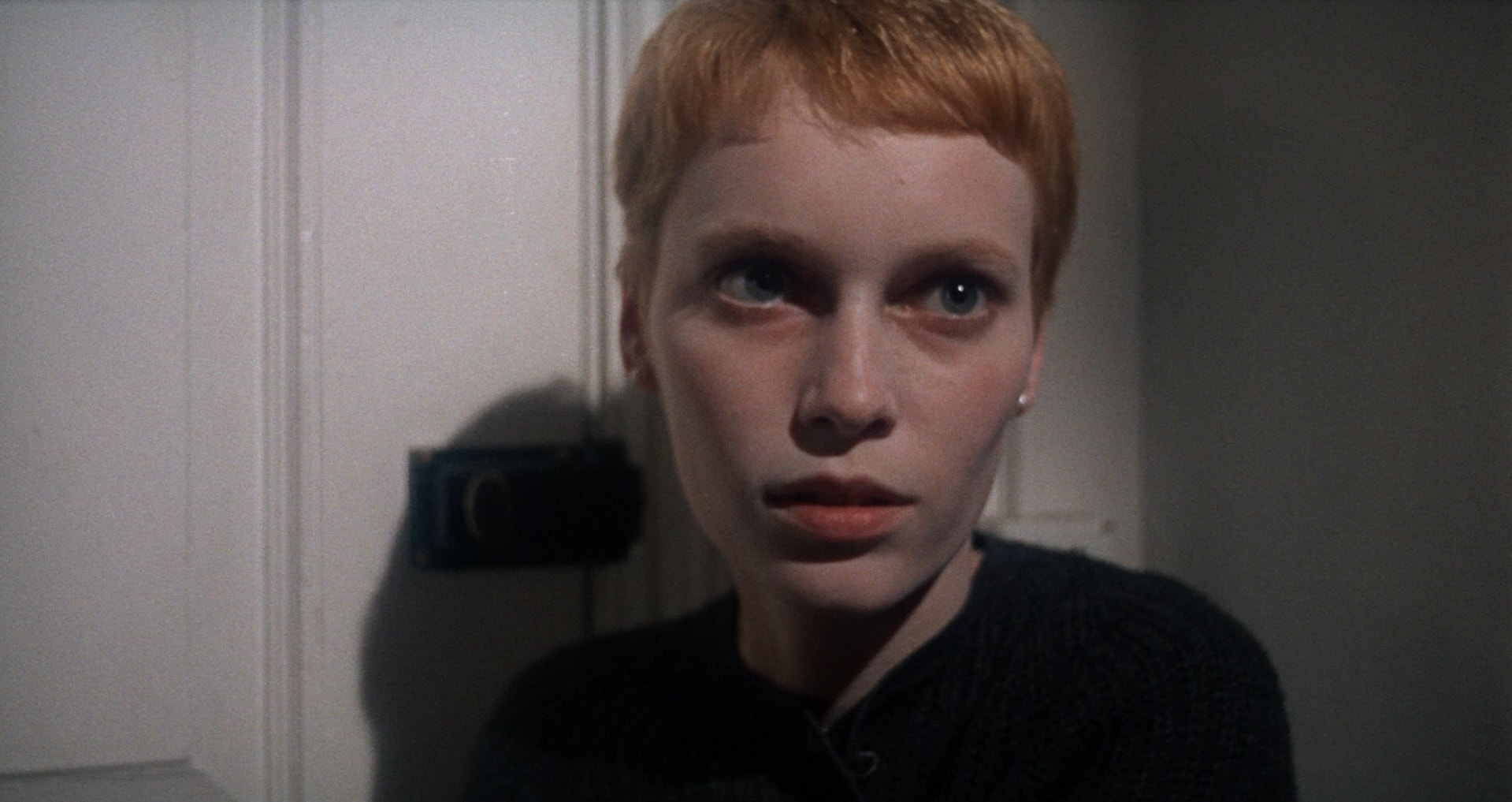 Mia Farrow Background