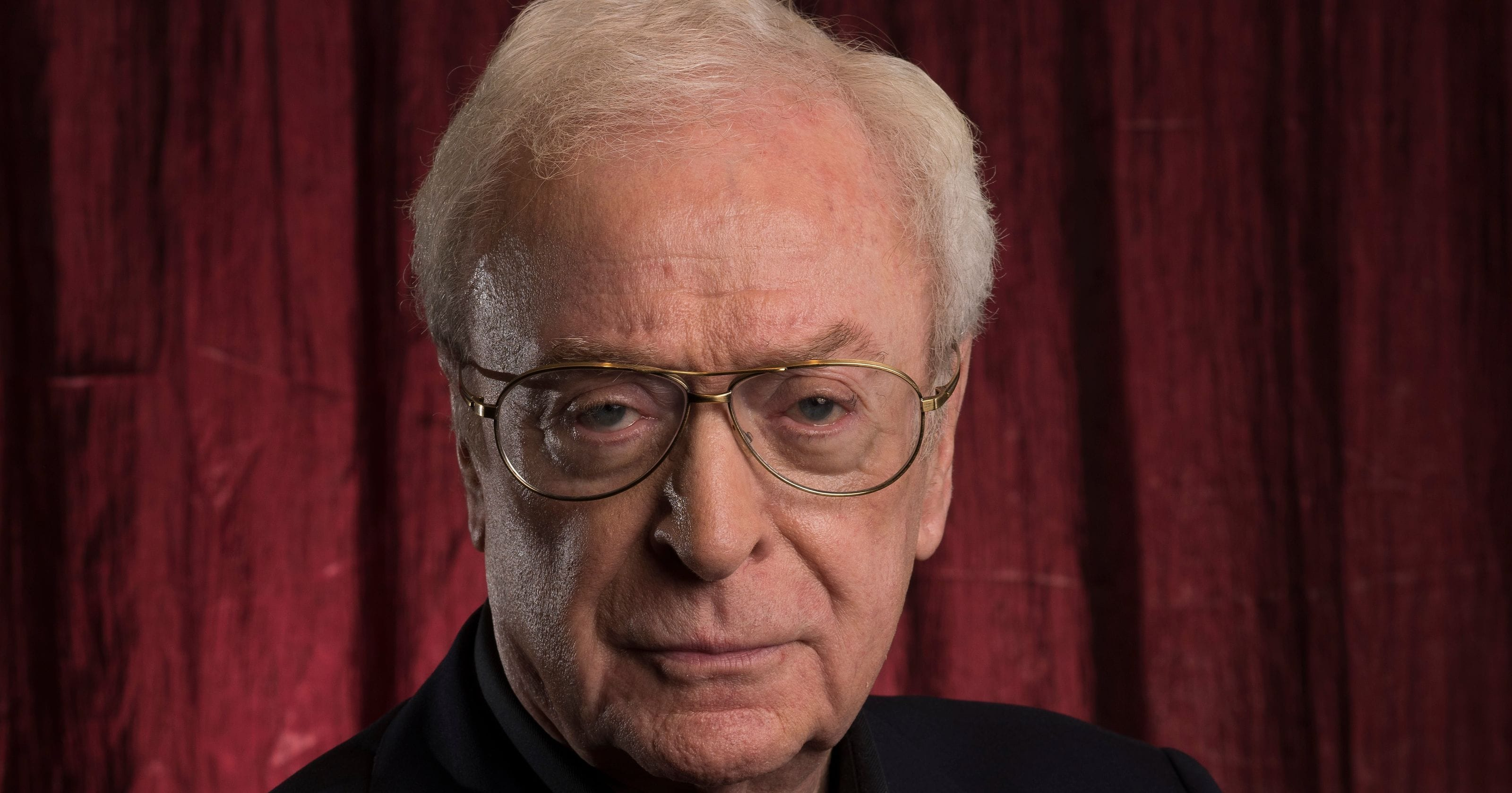 Michael Caine Background