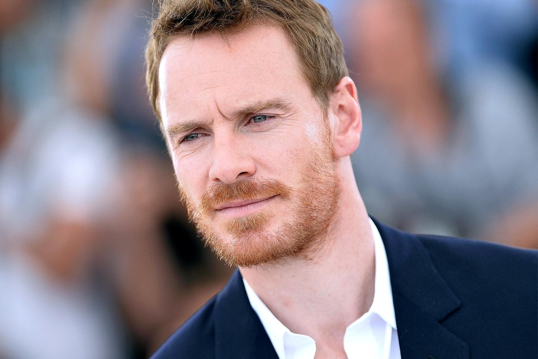 Michael Fassbender Background