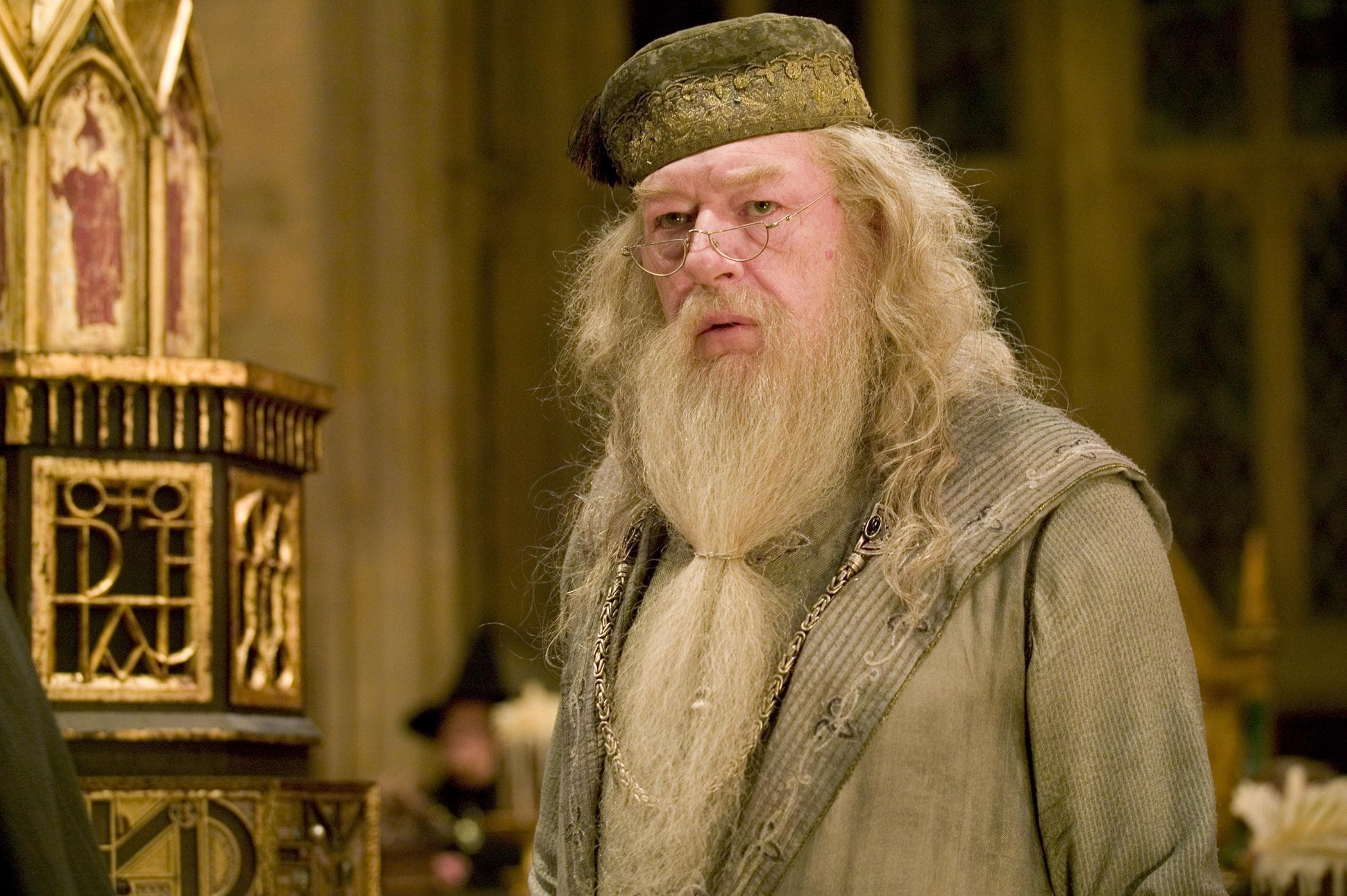Michael Gambon Background