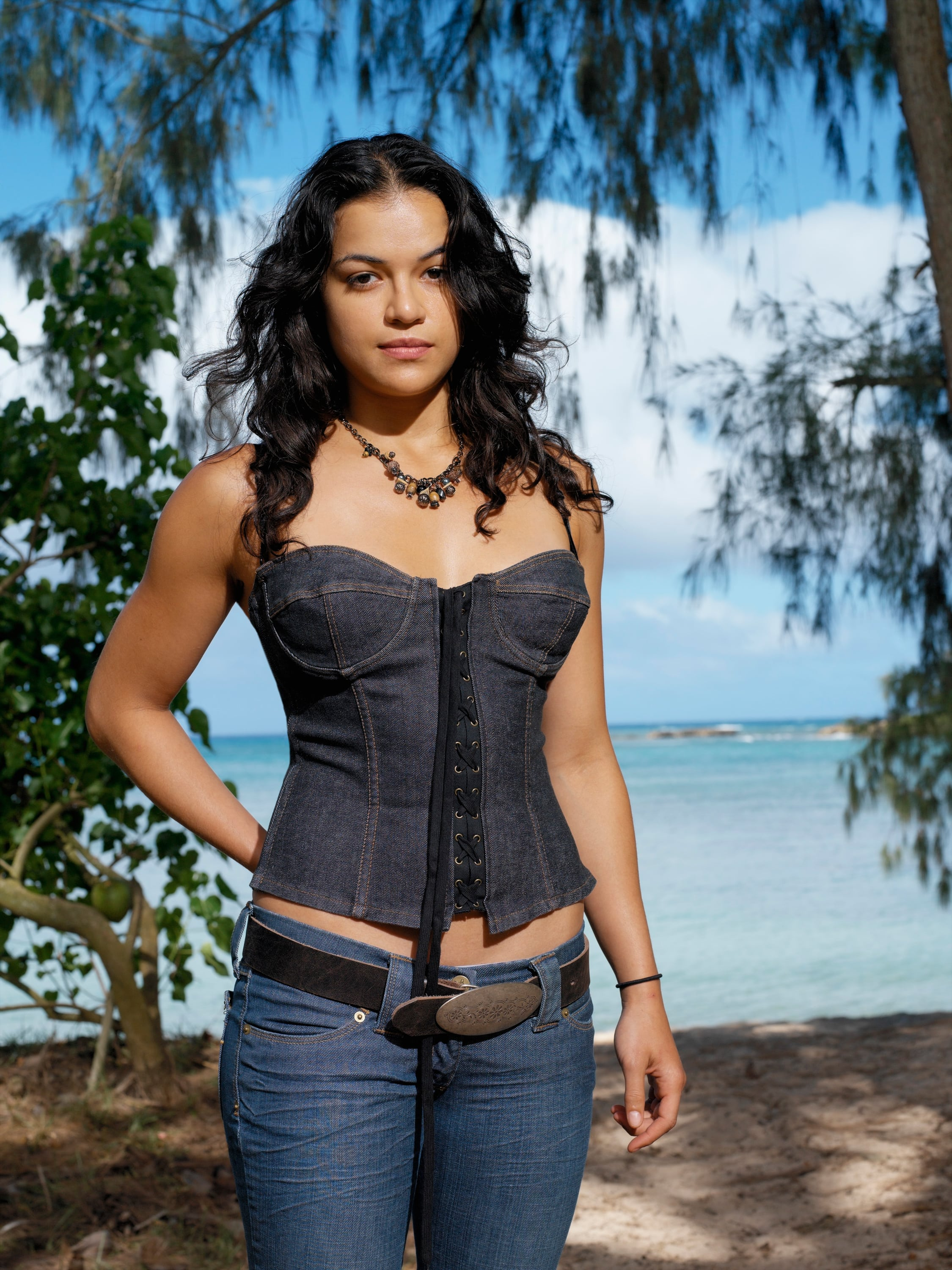 Michelle Rodriguez Background