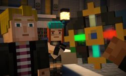 Minecraft: Story Mode - Episode 3: The Last Place You Look Background