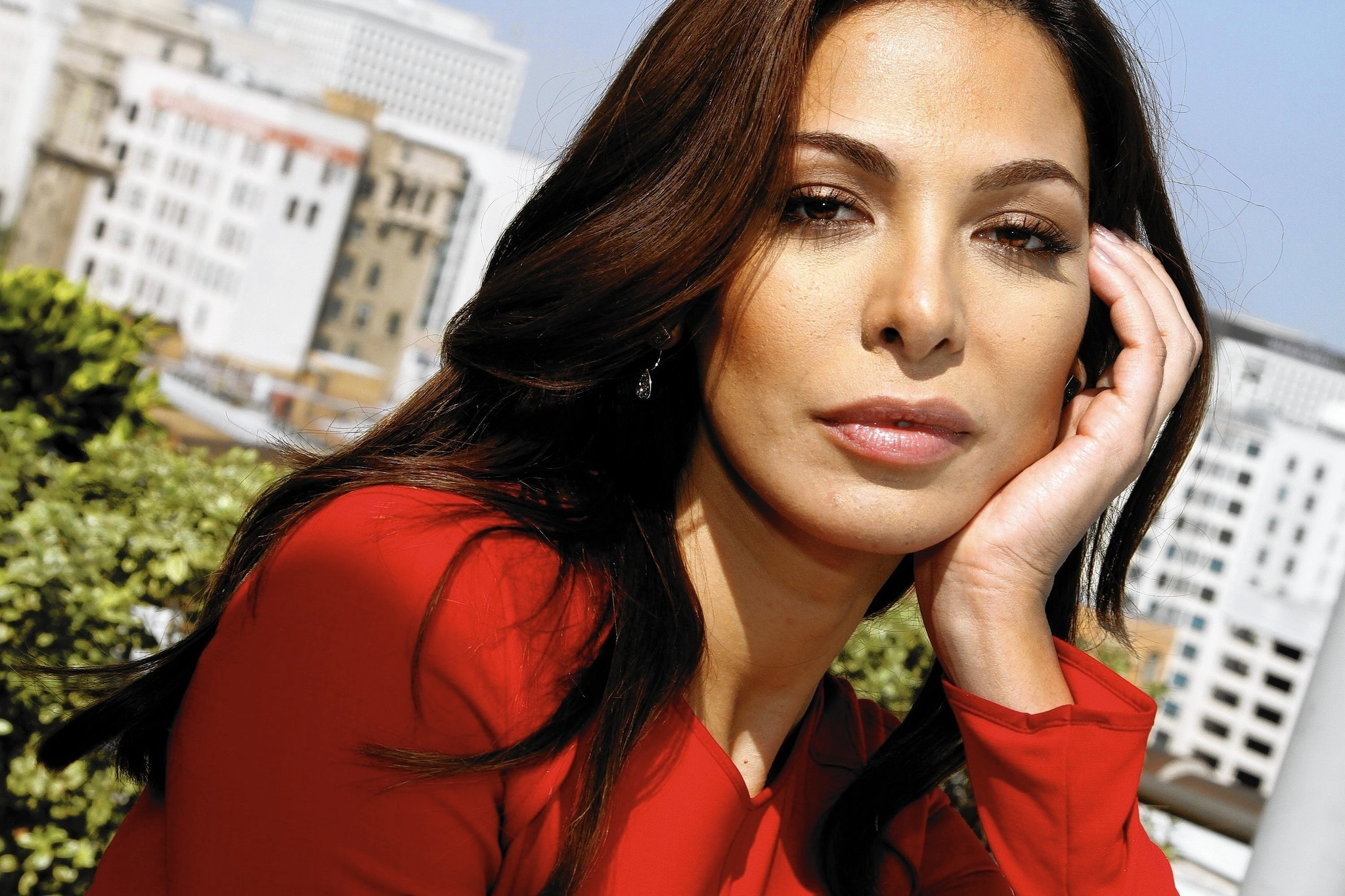 Moran Atias Background