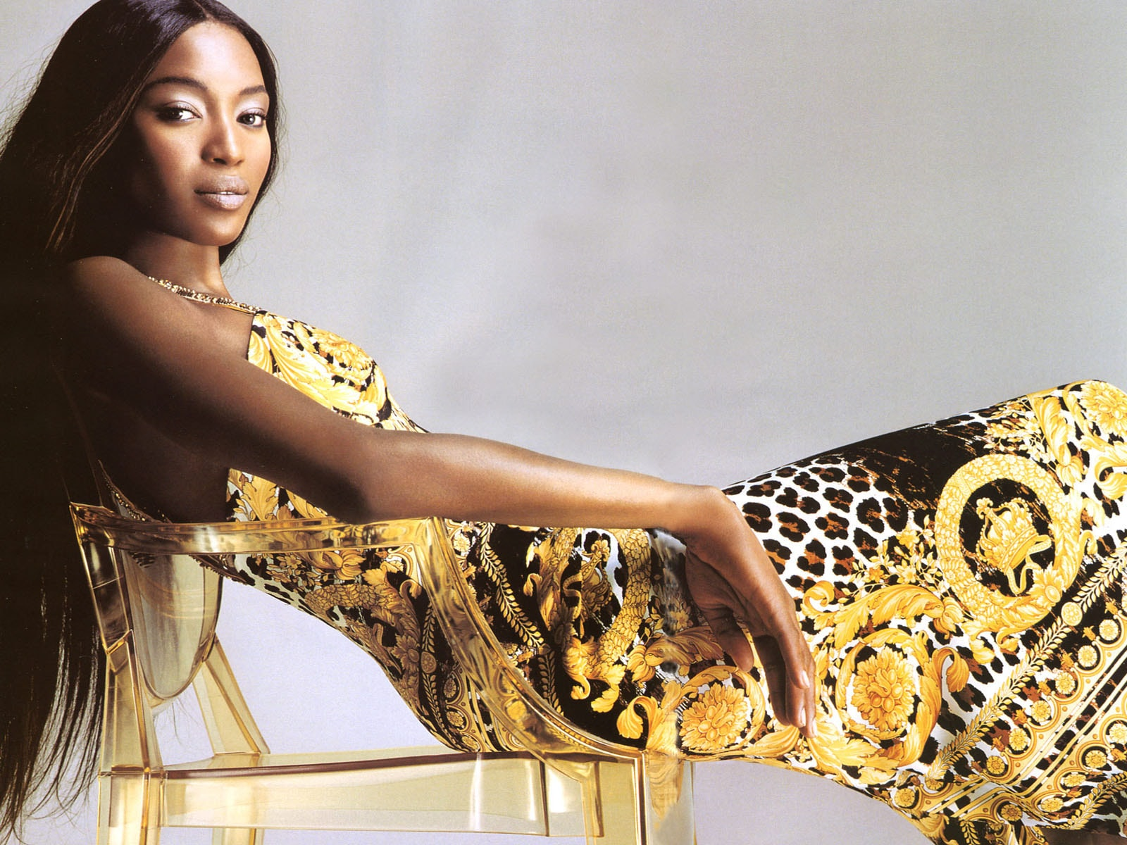 Naomi Campbell Background