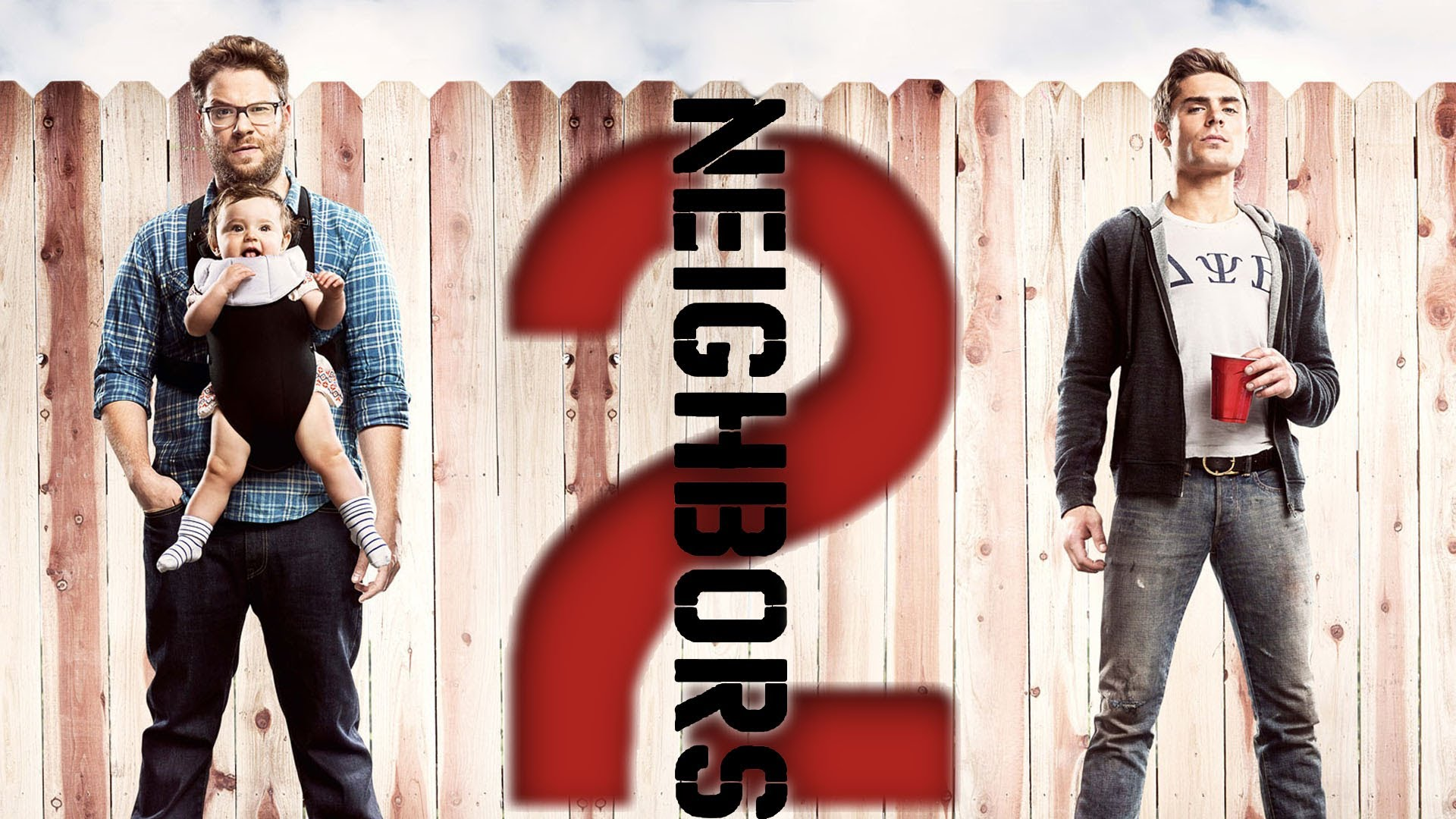 Neighbors 2: Sorority Rising Widescreen