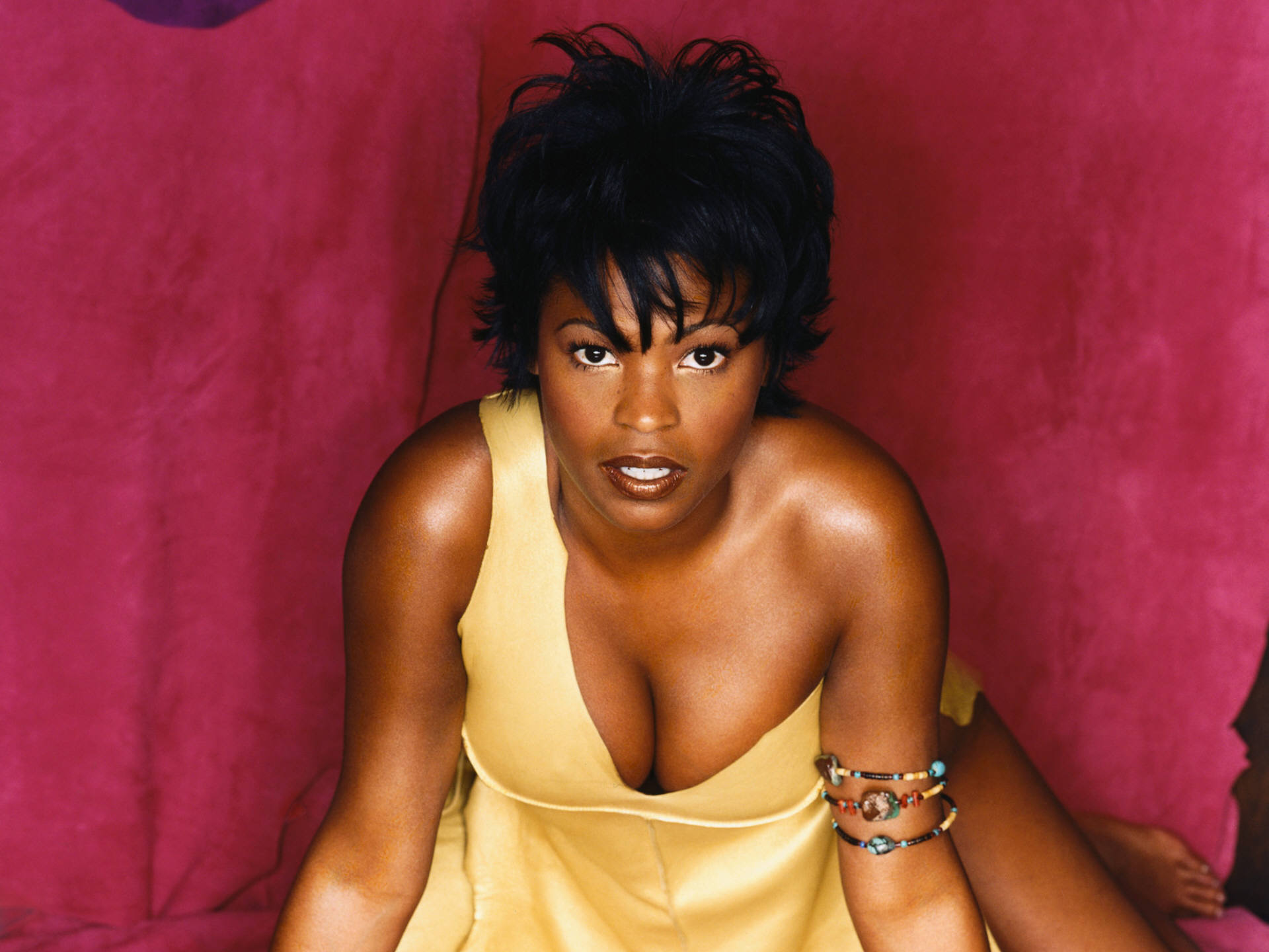 Nia Long Background