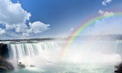Niagara Falls Background