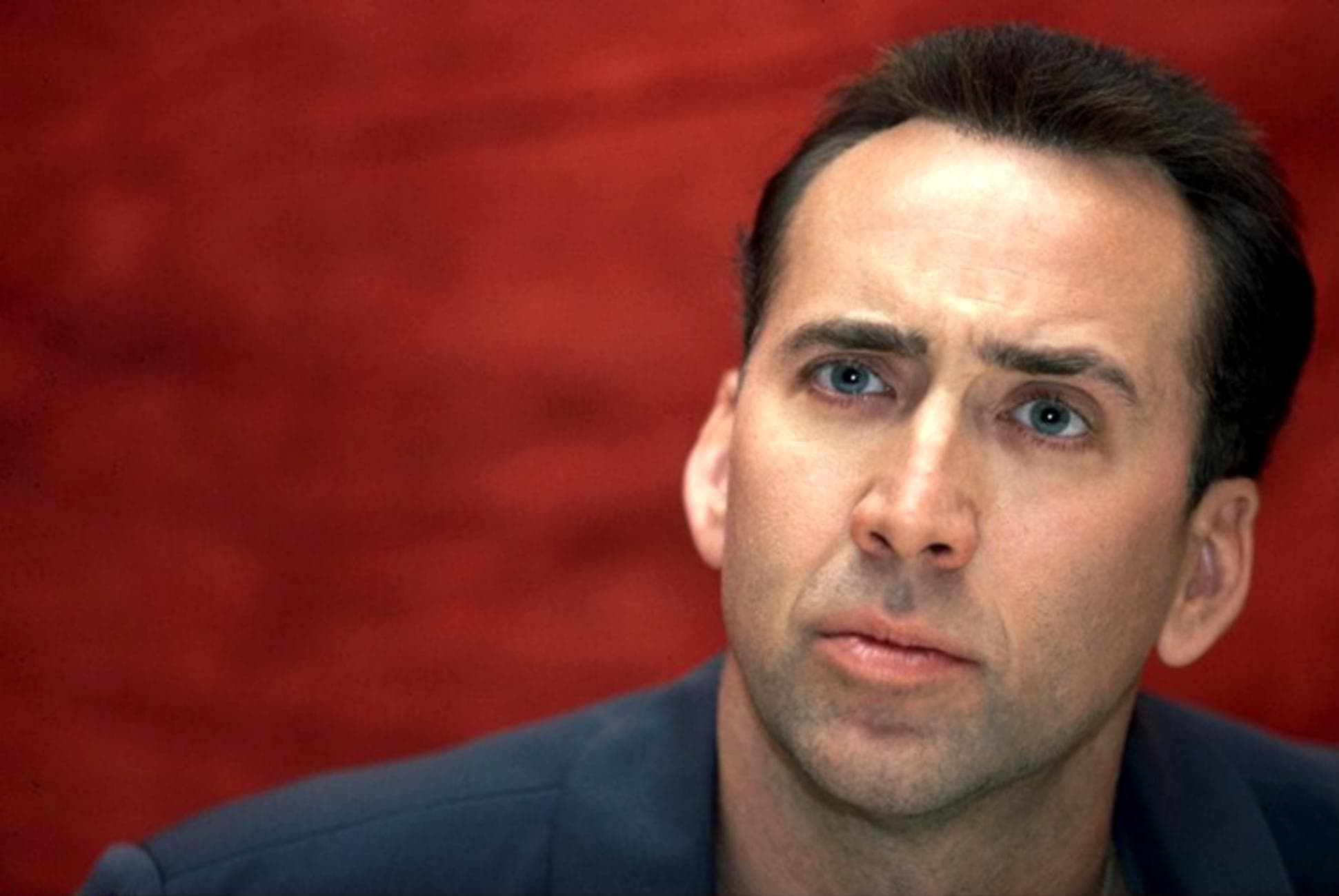 Nicolas Cage Background