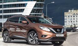 Nissan Murano 3 Background