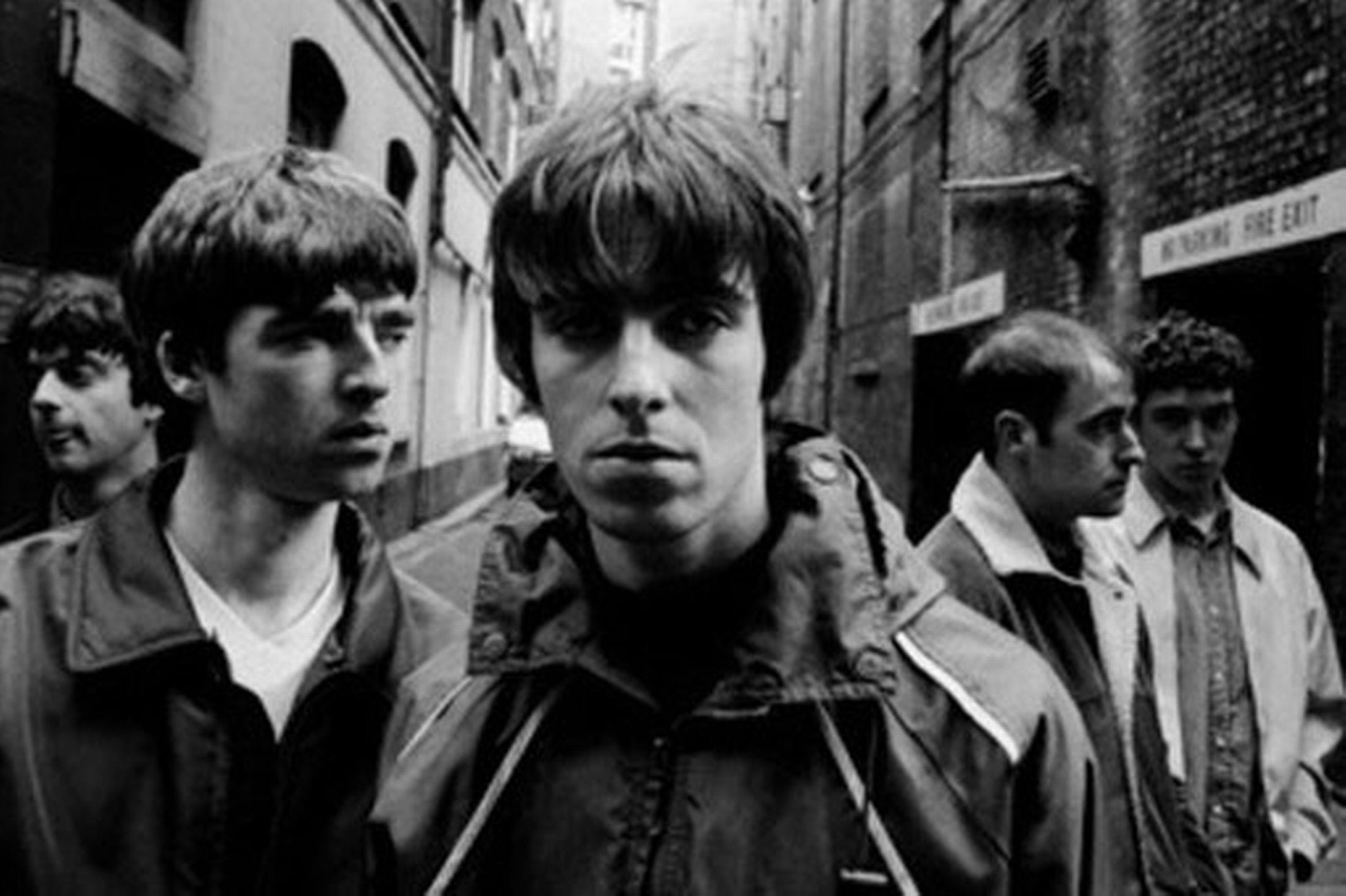 Oasis Background