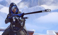 Overwatch : Ana Background