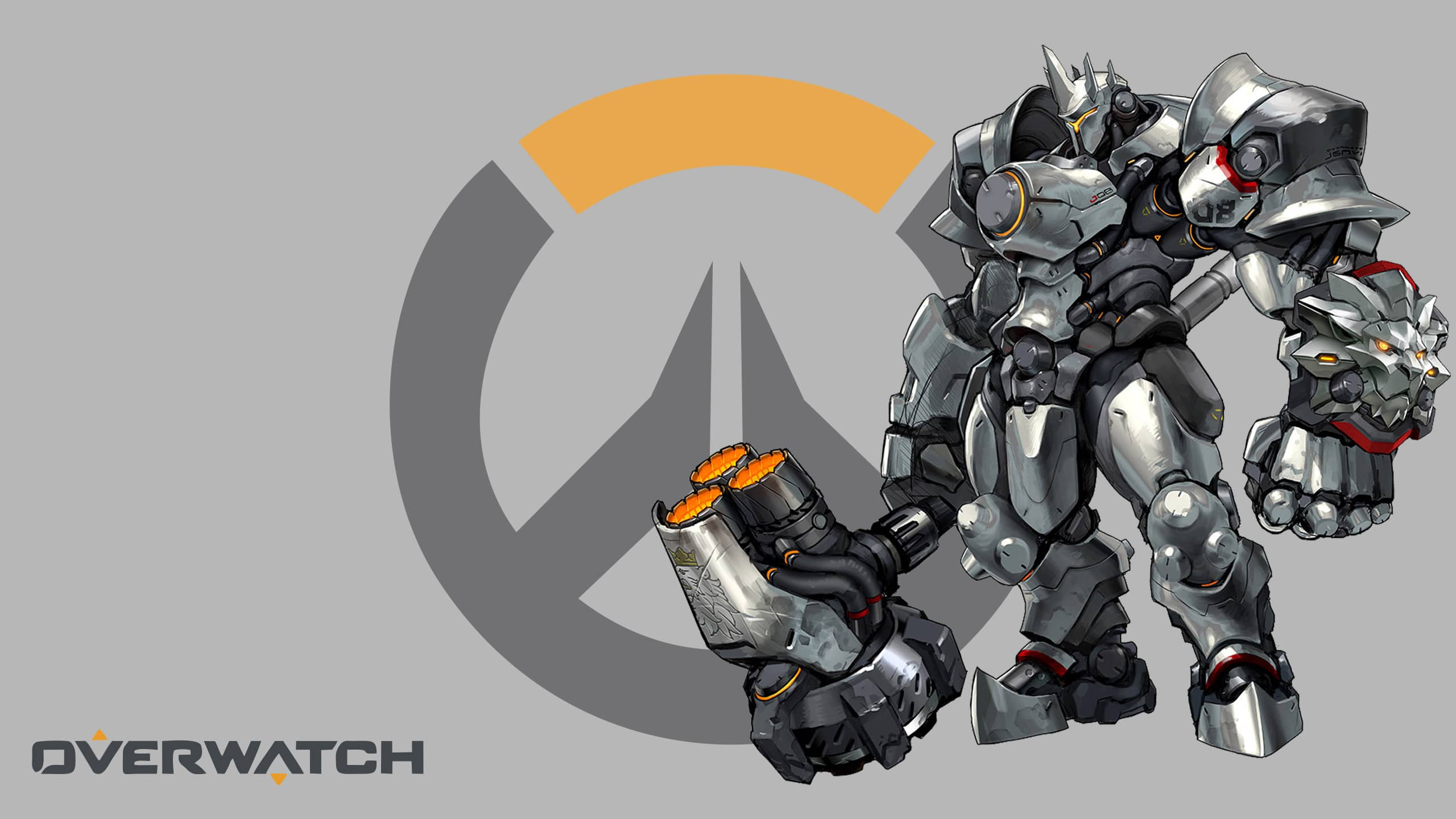 Overwatch  Reinhardt HD Desktop Wallpapers 7wallpapersnet
