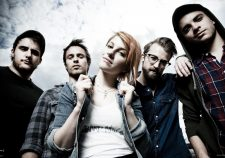 Paramore Background