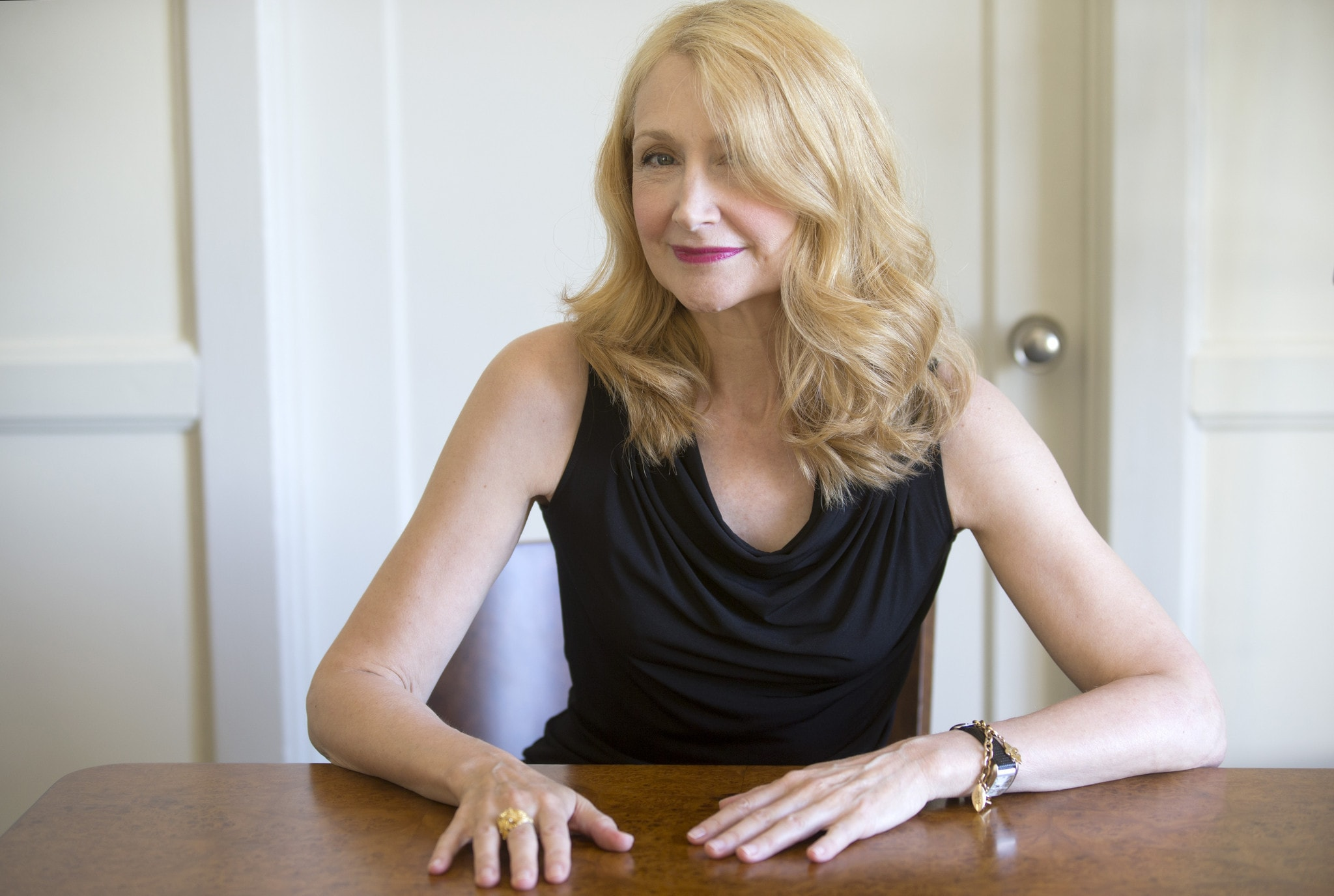 Patricia Clarkson Background