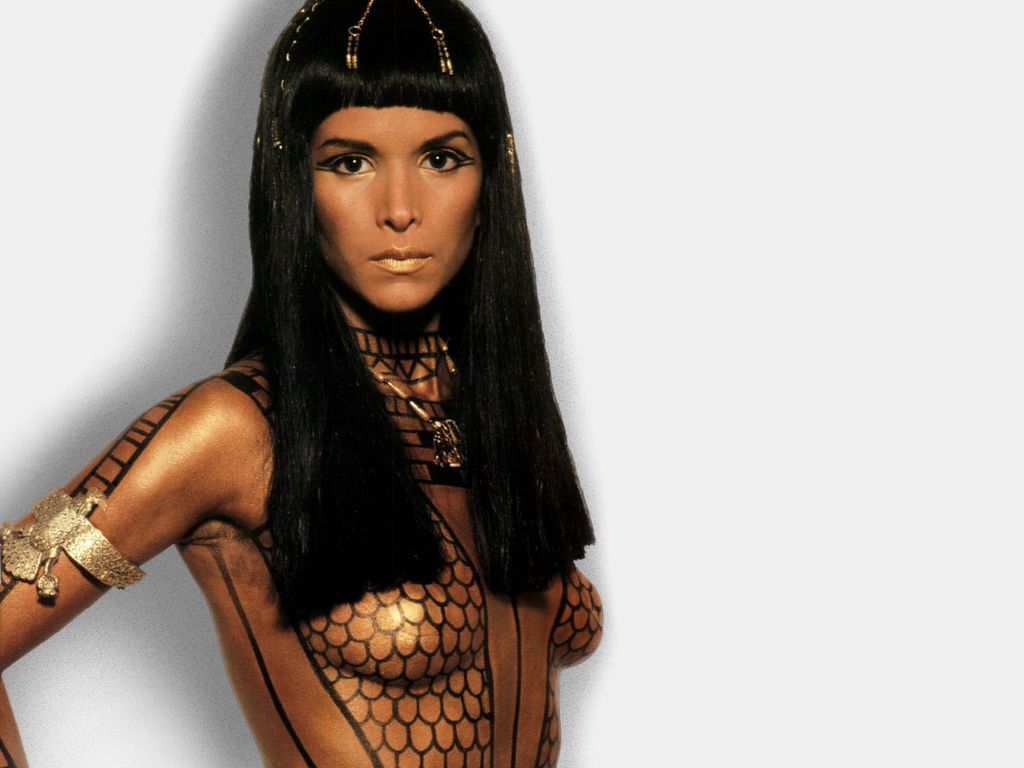 Patricia Velasquez Background