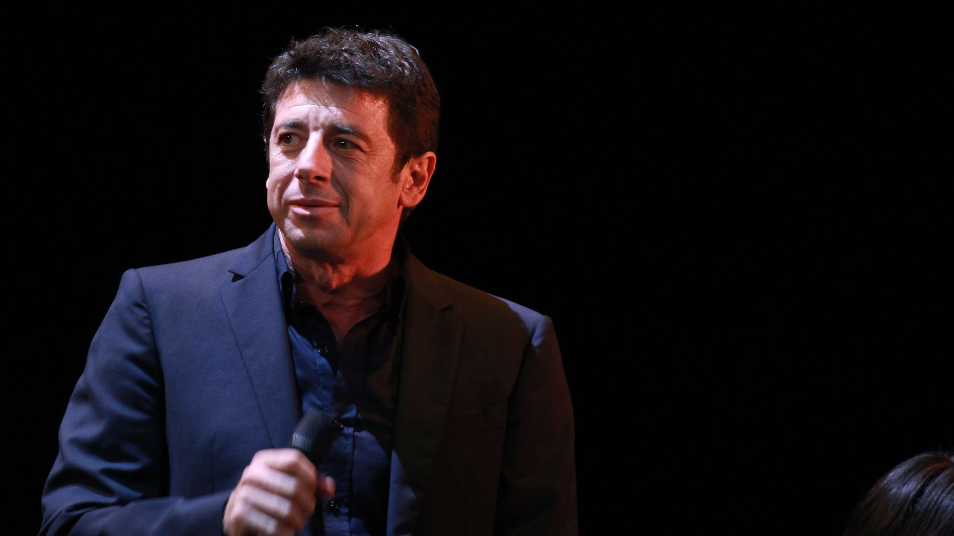 Patrick Bruel Background