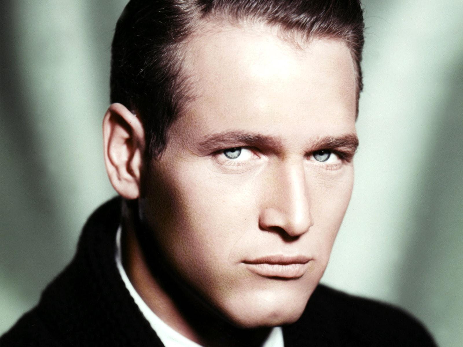 Paul Newman Background