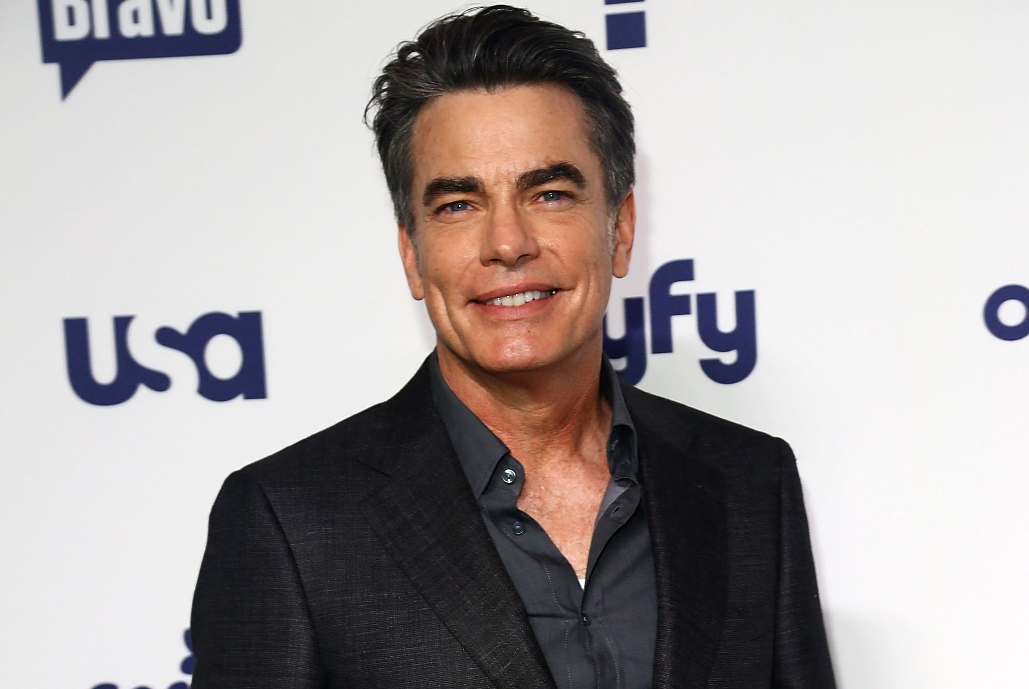 Peter Gallagher Background