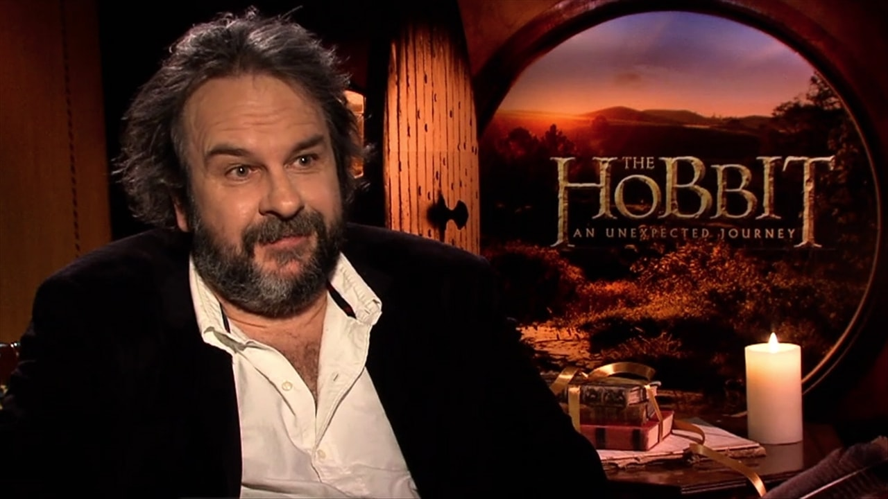 Peter Jackson Background
