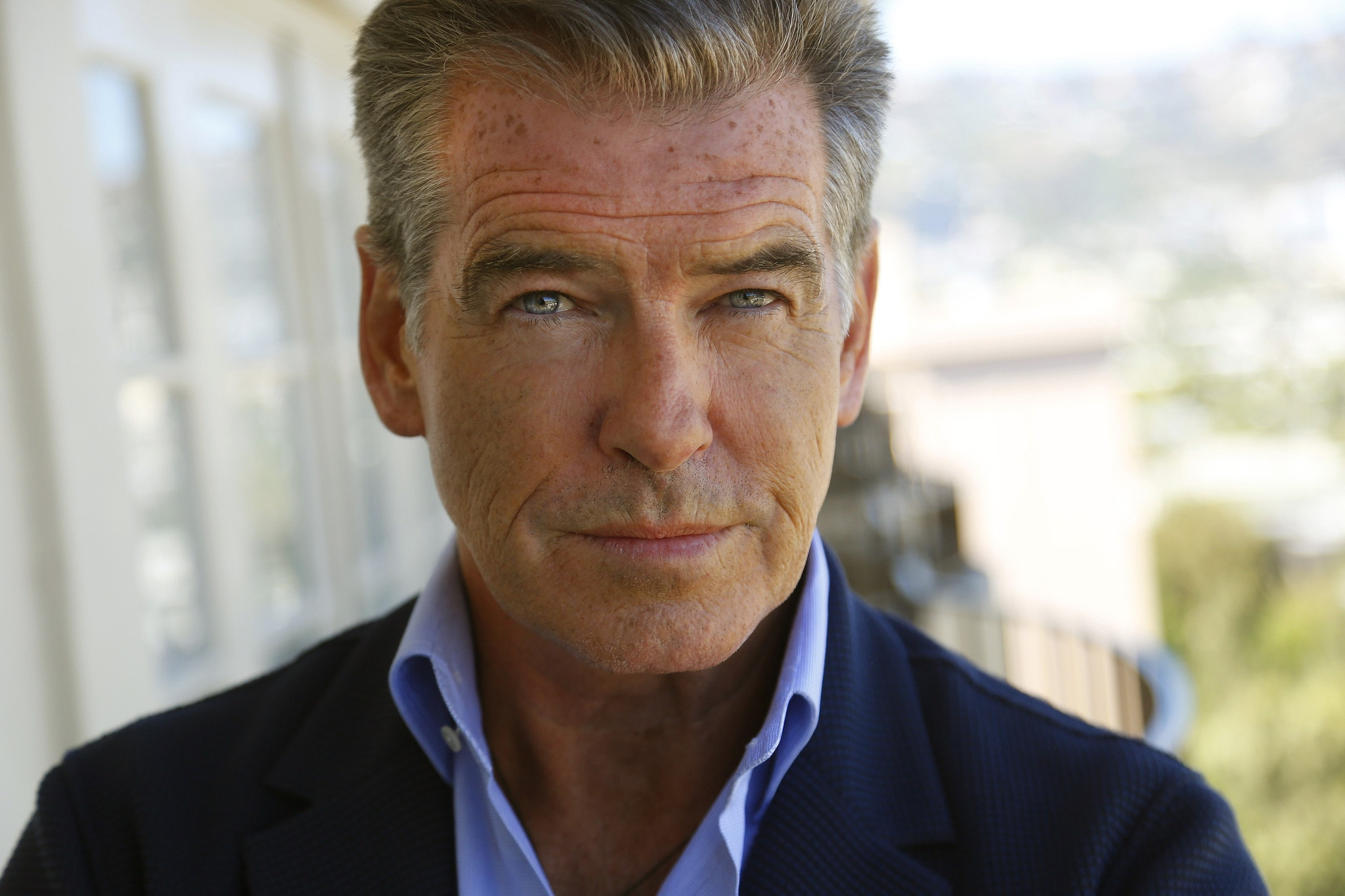 Pierce Brosnan Background