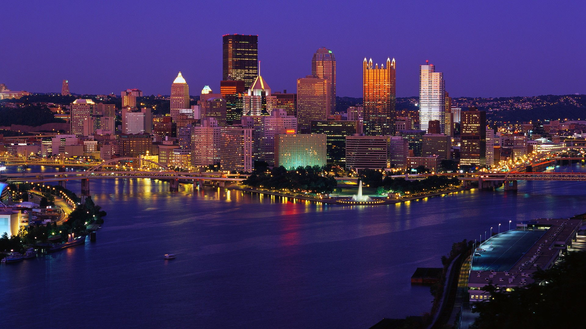 Pittsburgh Background