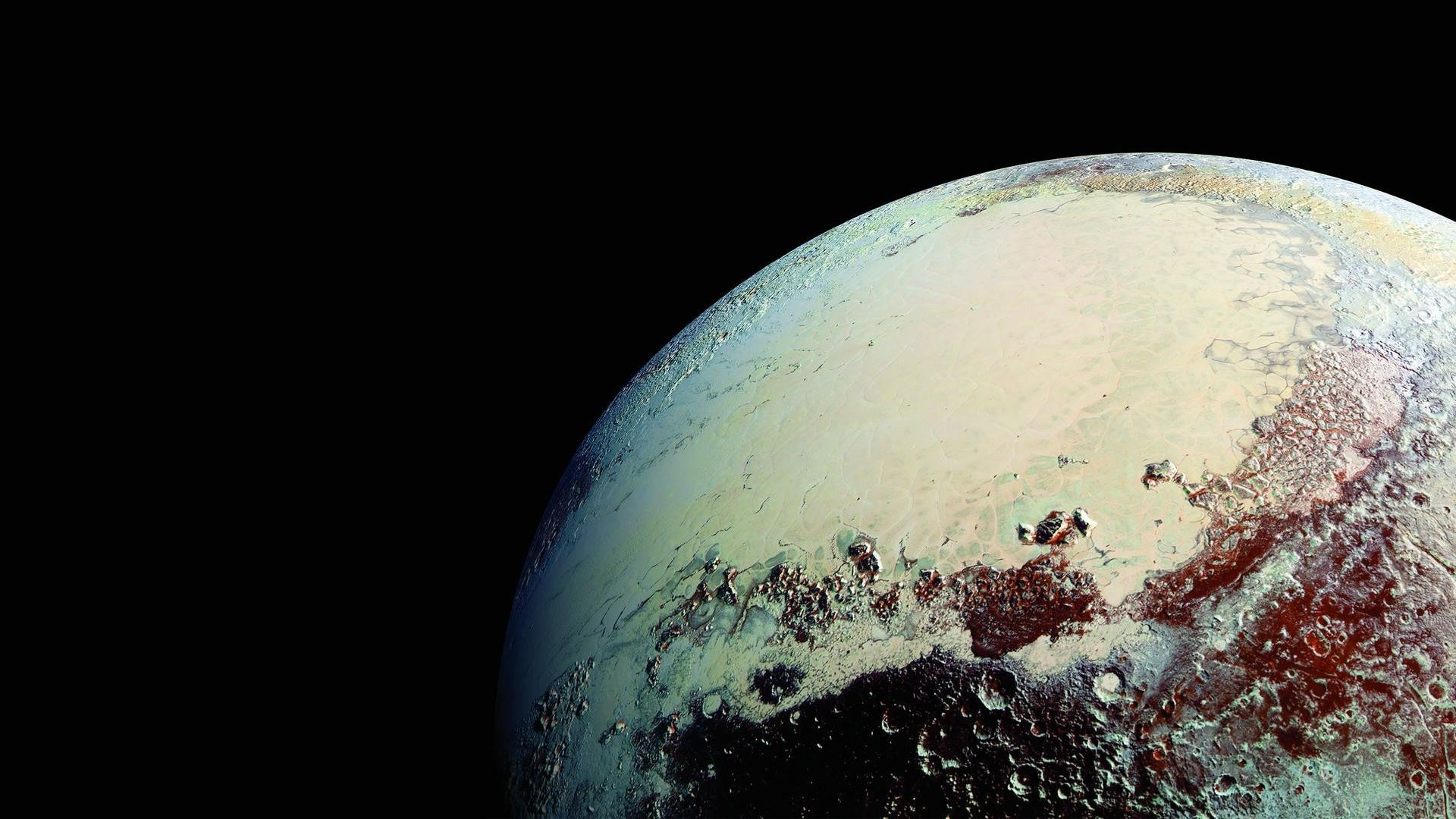 Pluto Background