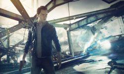 Quantum Break Background