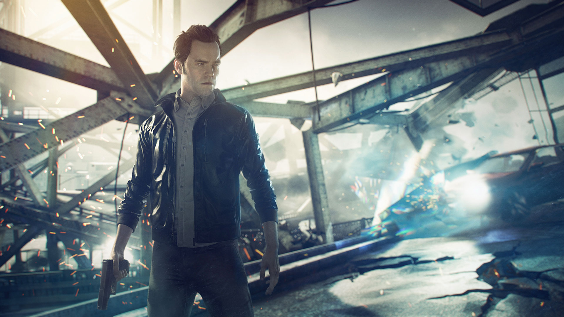 Quantum Break Background